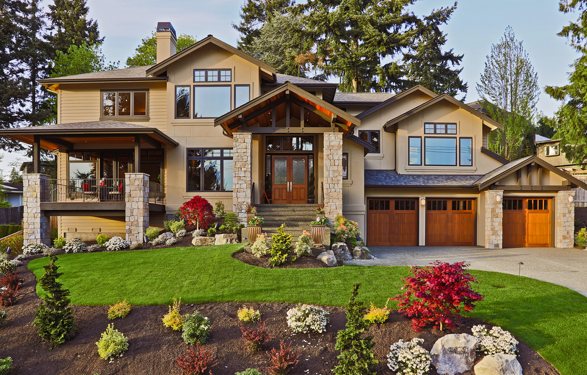 Luxury home builders bellevue wa homemade ftempo Punch home landscape design premium v19