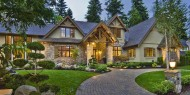 Steven D. Smith Custom Home Exterior