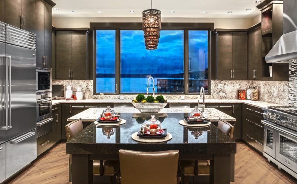 pleasing latest trends in kitchens. As a current popular trend amongst architects and designers  try experimenting with mixing different elements colors kitchen countertops Four Key Kitchen Trends Designs for your Home